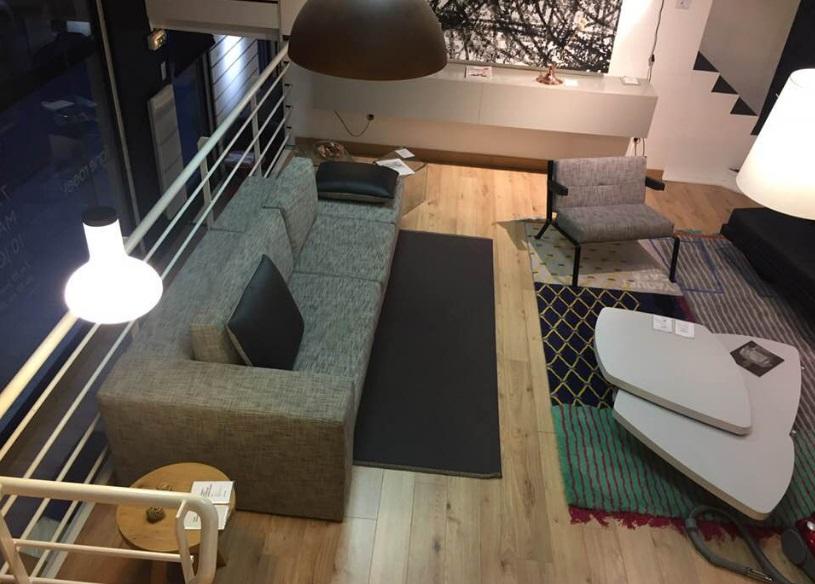 ensemblier décorateur et architecte d'inntérieur canapé classique duprey & patenotte