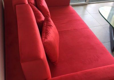 Mahaut canapé lit fabriqué à La Rochelle