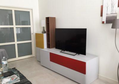 Meuble salon TV sur mesure