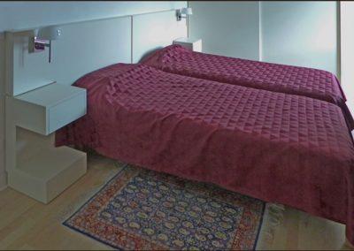 Tête de lit et Placard sur mesure