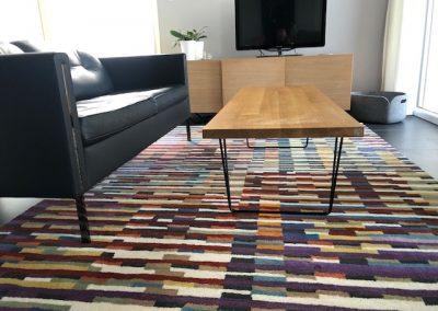 Canapé Andy table CM191 et meubleTV sur mesure
